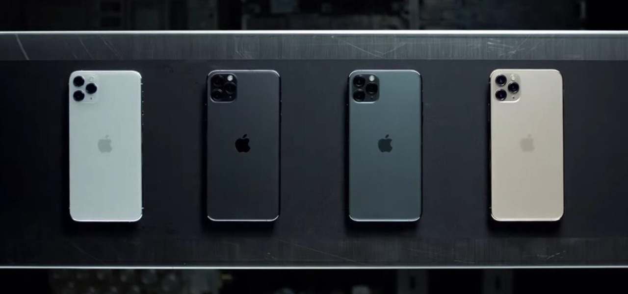iPhone 11 Pro & 11 Pro Max — Full Spec Sheet & Feature