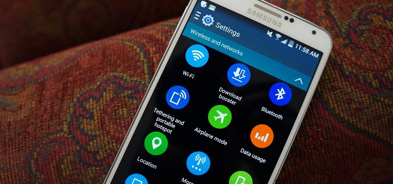 Turn Your Samsung Galaxy Note 3 into a Galaxy S5
