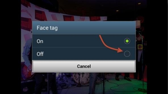 How to Disable the Face Tag Feature on Your Samsung Galaxy S3 and Note 2