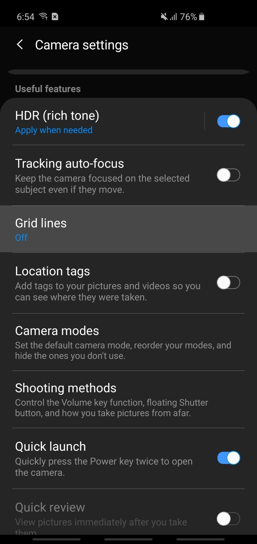 13 Tips for Recording Better Videos on Your Galaxy