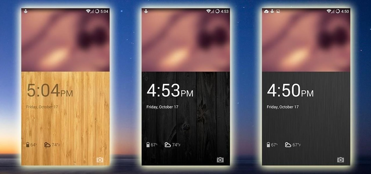 Change the Color of Your OnePlus One's Lock Screen