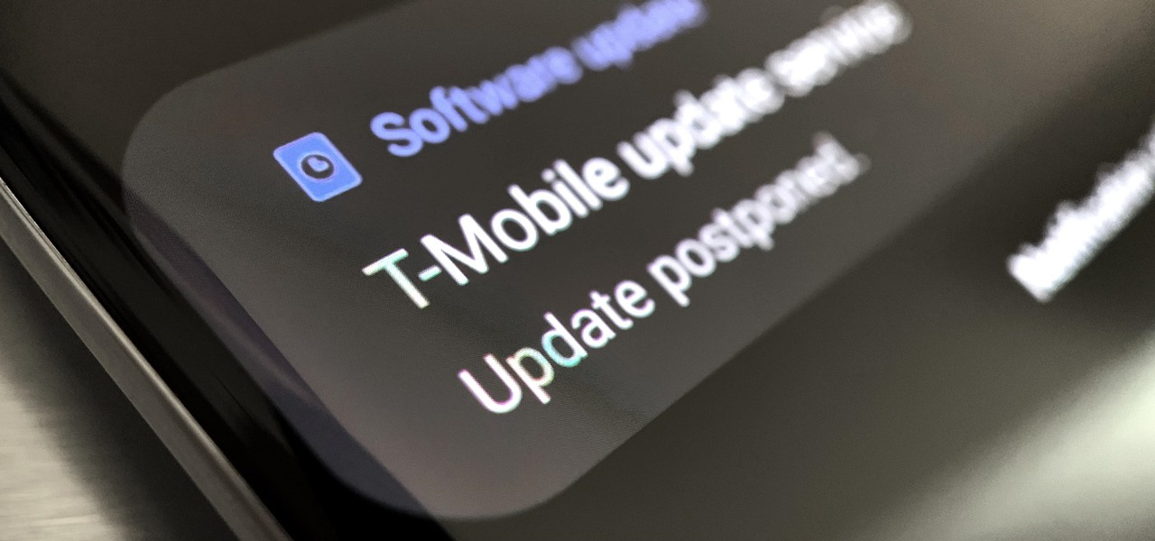 Permanently Disable the 'Software Update' Notification on Your Samsung Galaxy — No Root Needed