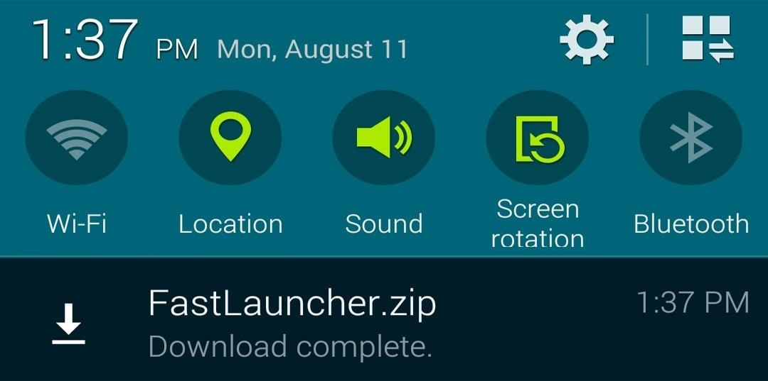 How to Speed Up the TouchWiz Launcher on Your Samsung Galaxy S5
