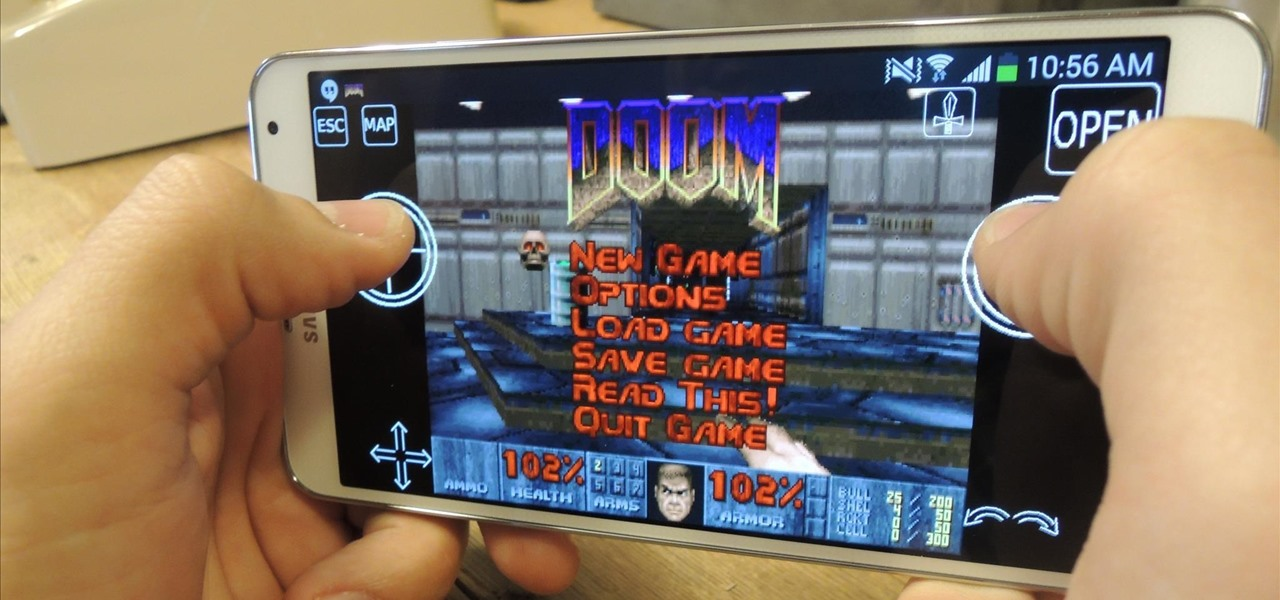 The Full Original DOOM Video Game Is Now Available for Free on Google Play