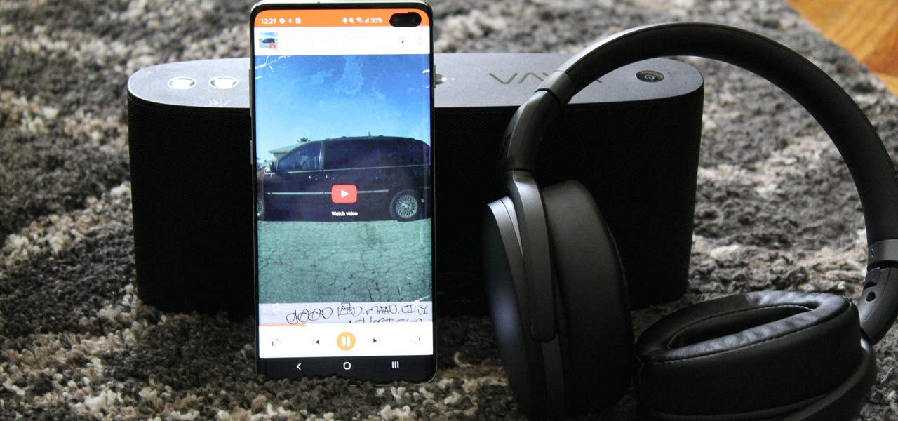 How To: Play Music on 2 Devices Using Your Samsung Galaxy Phone