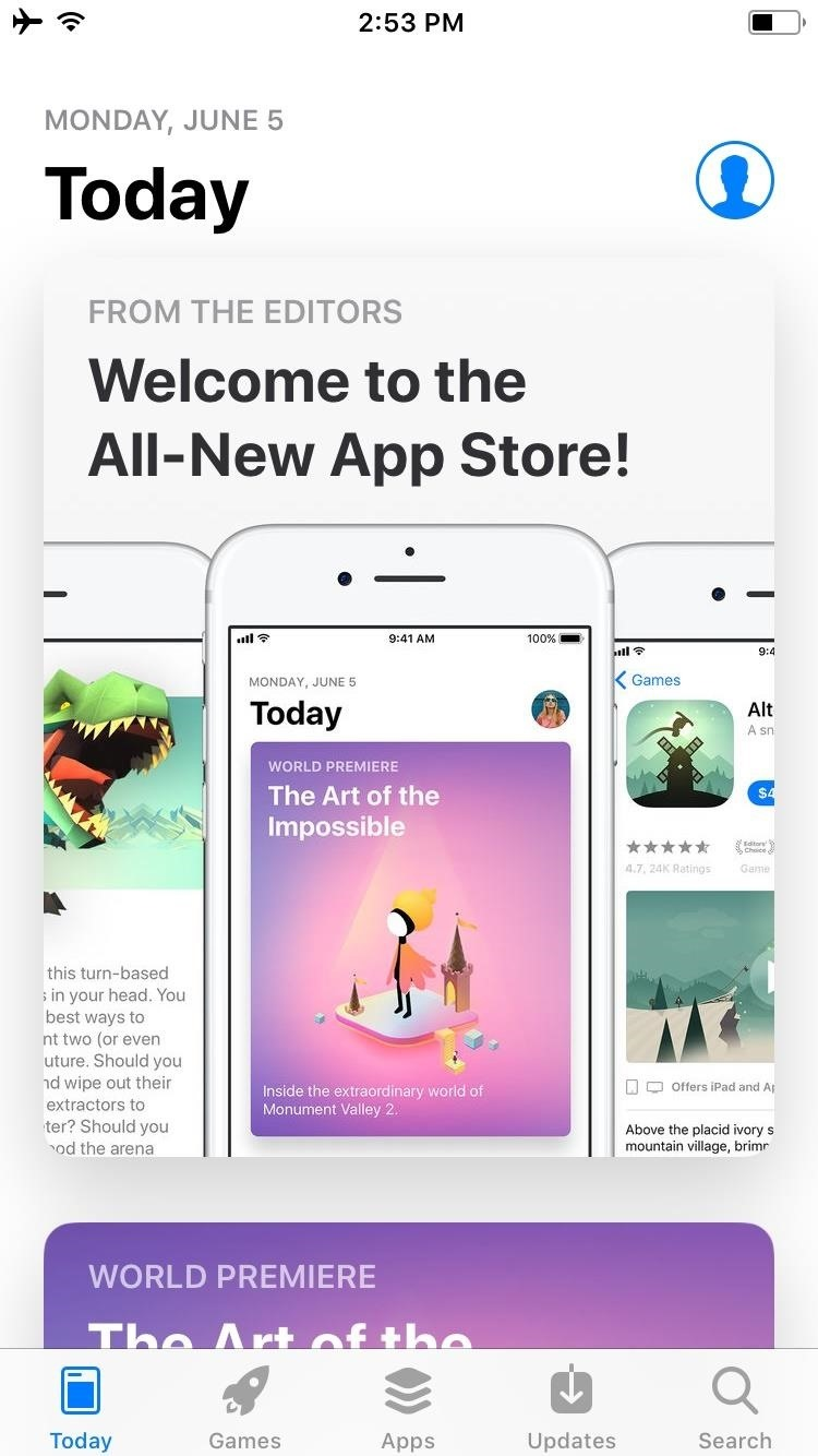 The 6 Best Features in the New iOS 11 App Store for iPhones