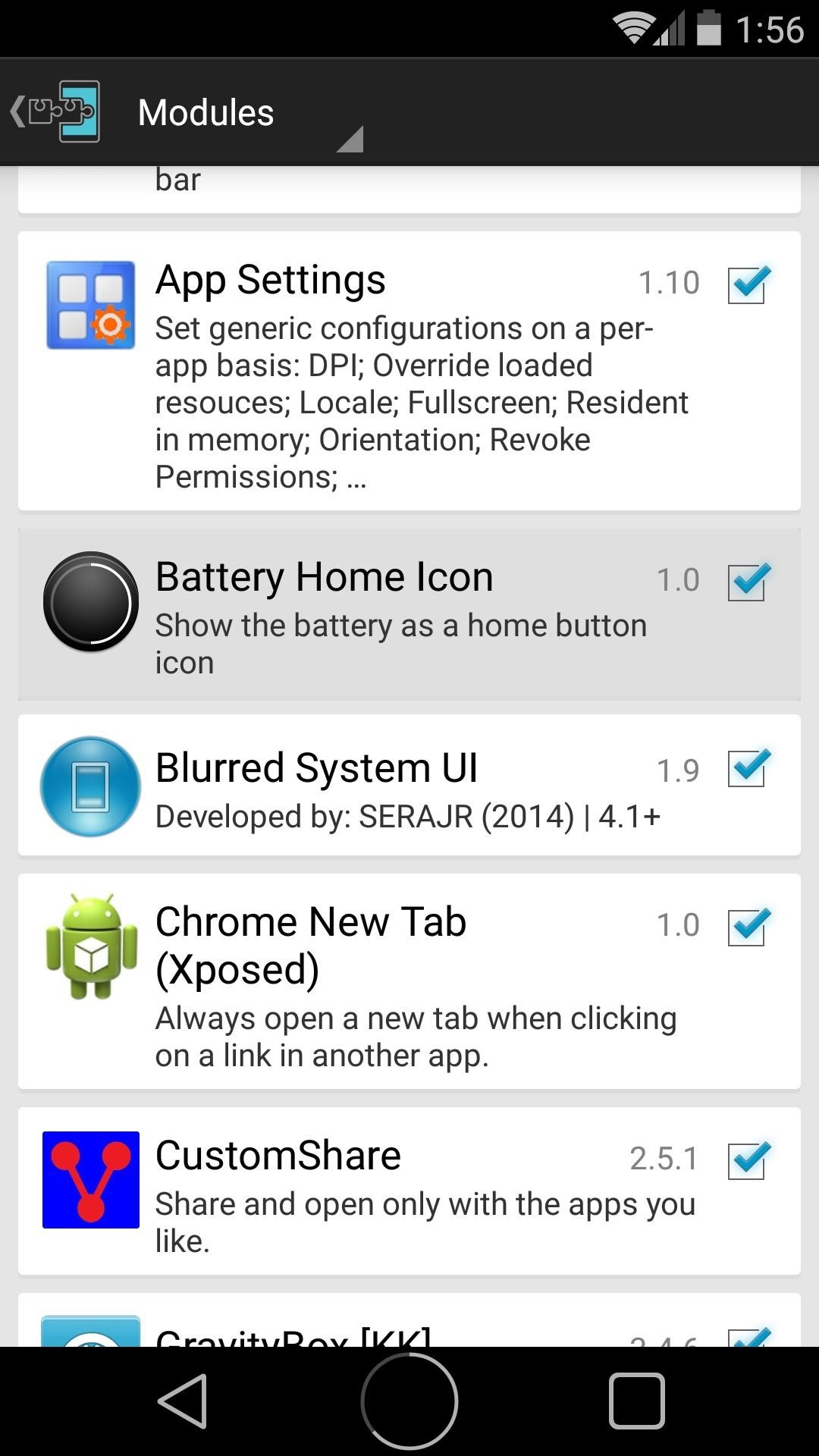 "How to Get an Android ""Lollipop"" Home Button That Doubles as a Battery Meter"