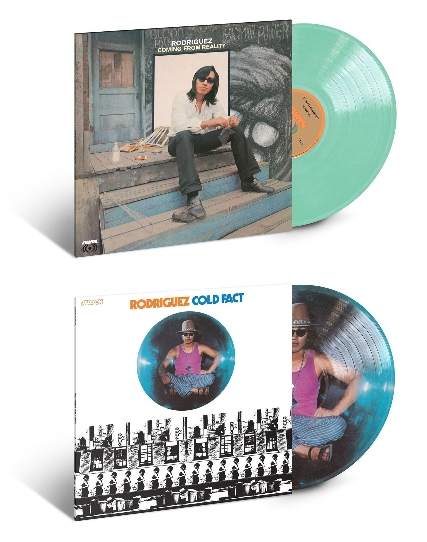 Get Rodriguez's '70s Rock Albums Remastered on Vinyl or CD