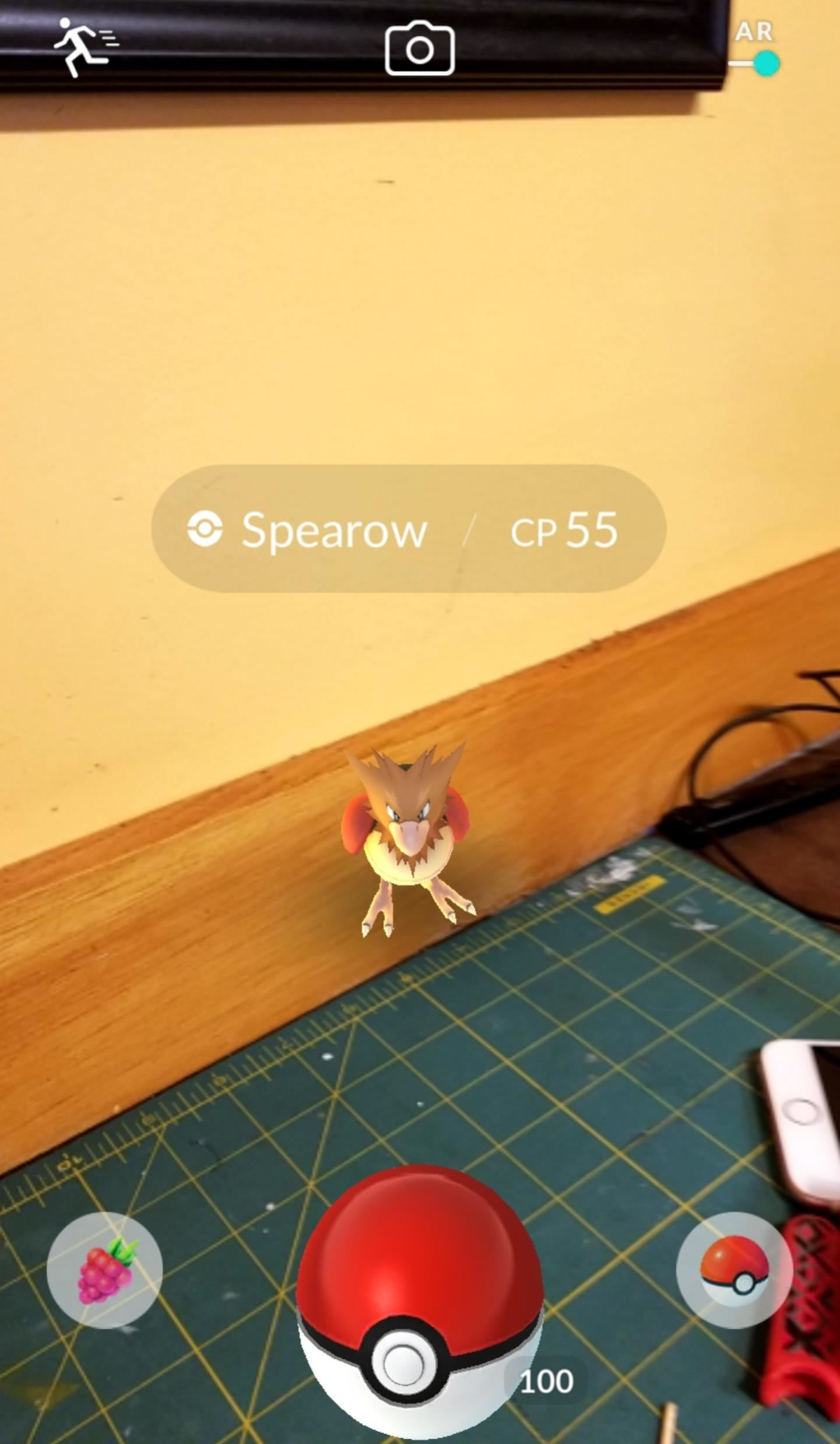 Pokémon GO 101: How to Turn Off Augmented Reality