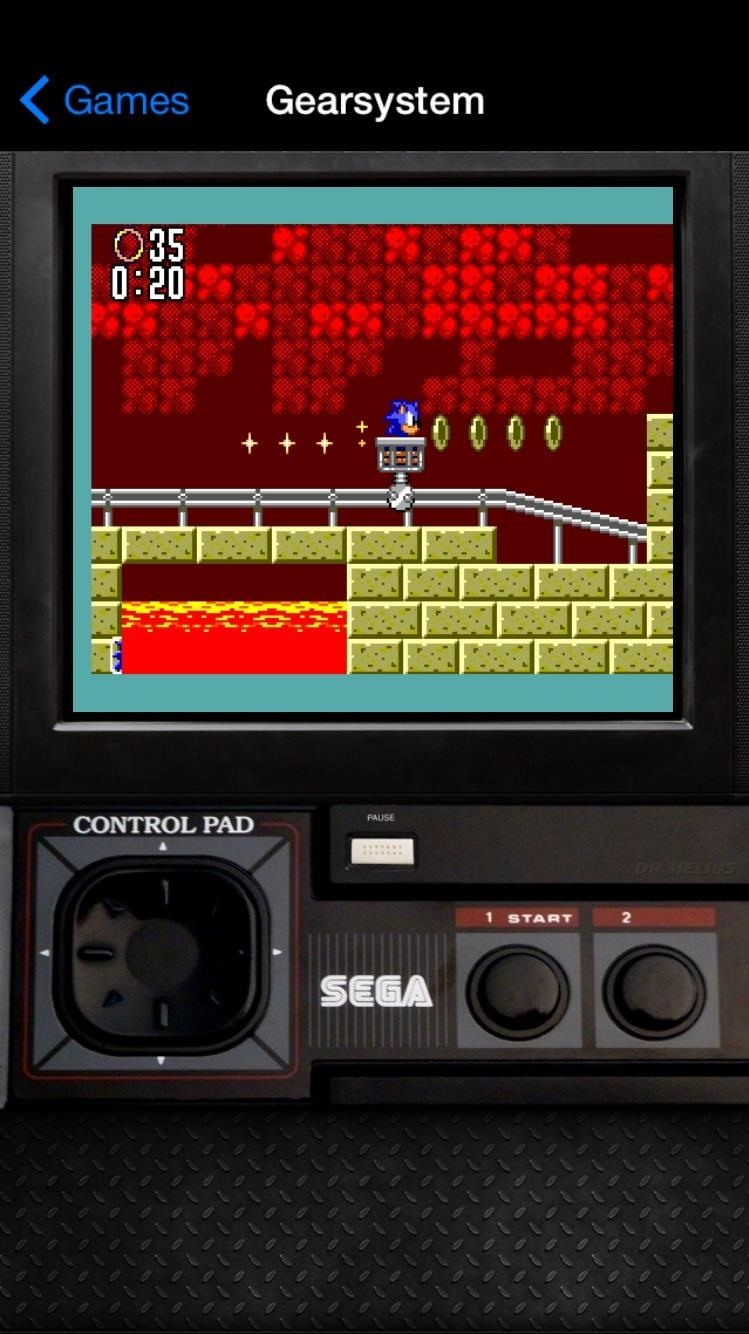 Play Sega Master System Games on Your iPad and iPhone
