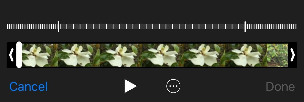 Convert Slo-Mo Videos to Regular Speed Directly on Your iPhone