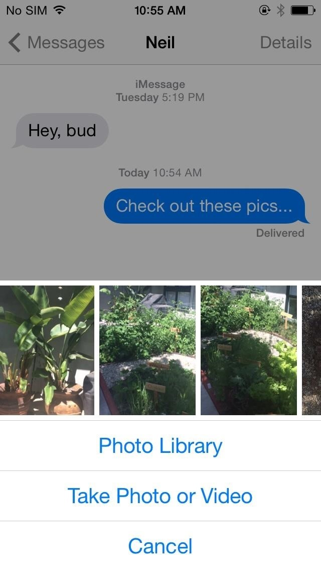 How to Email & Text Multiple Photos Faster in iOS 8