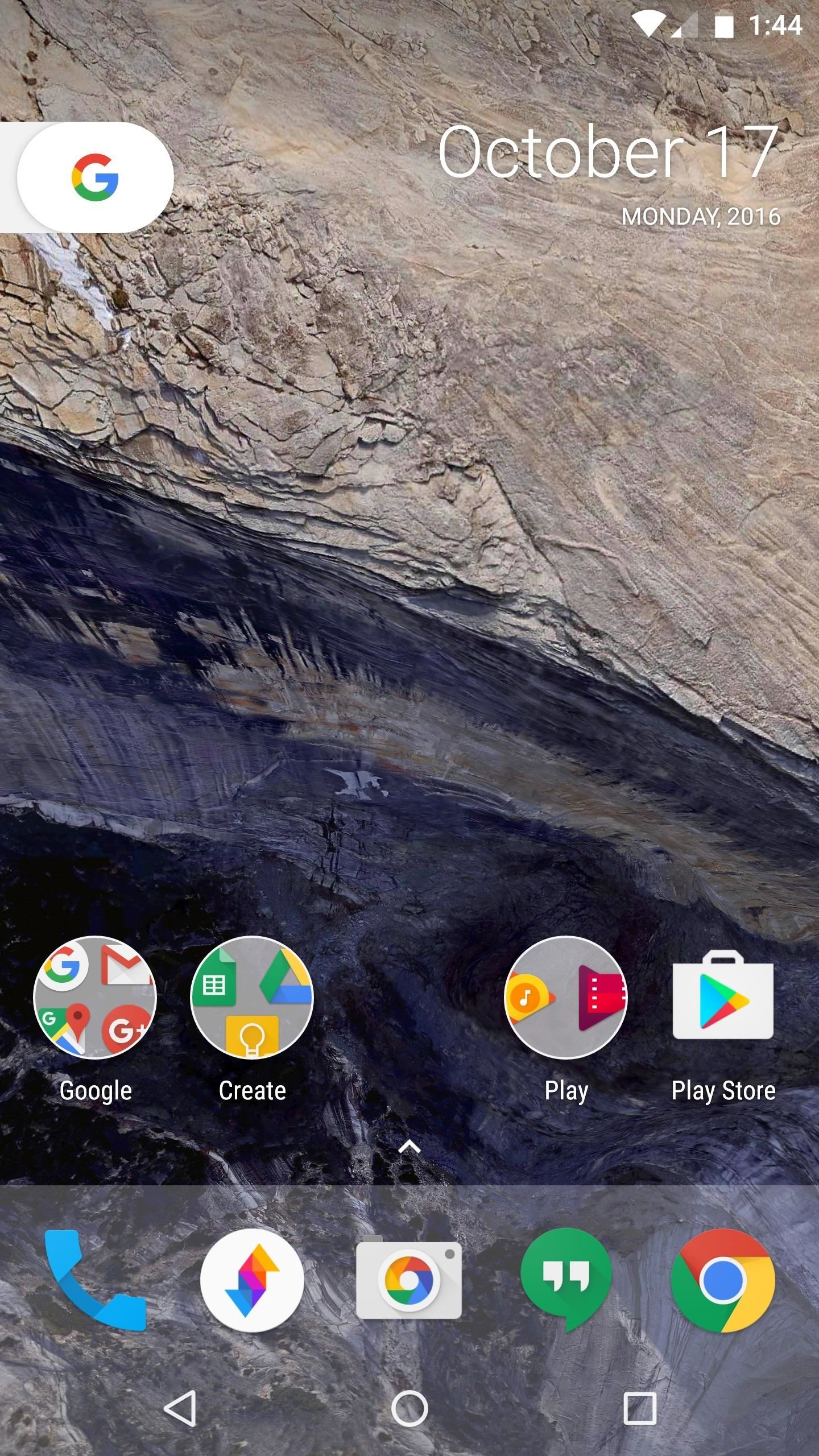 How to Get the Pixel's Amazing New 'Live Earth' Wallpapers