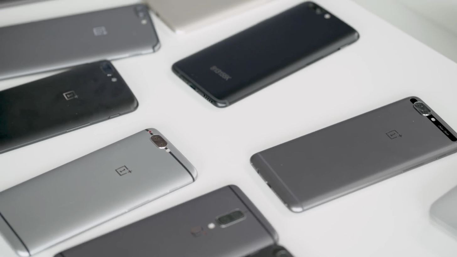 Not Digging the Notch on the Leaked OnePlus 6? Don't Panic Yet