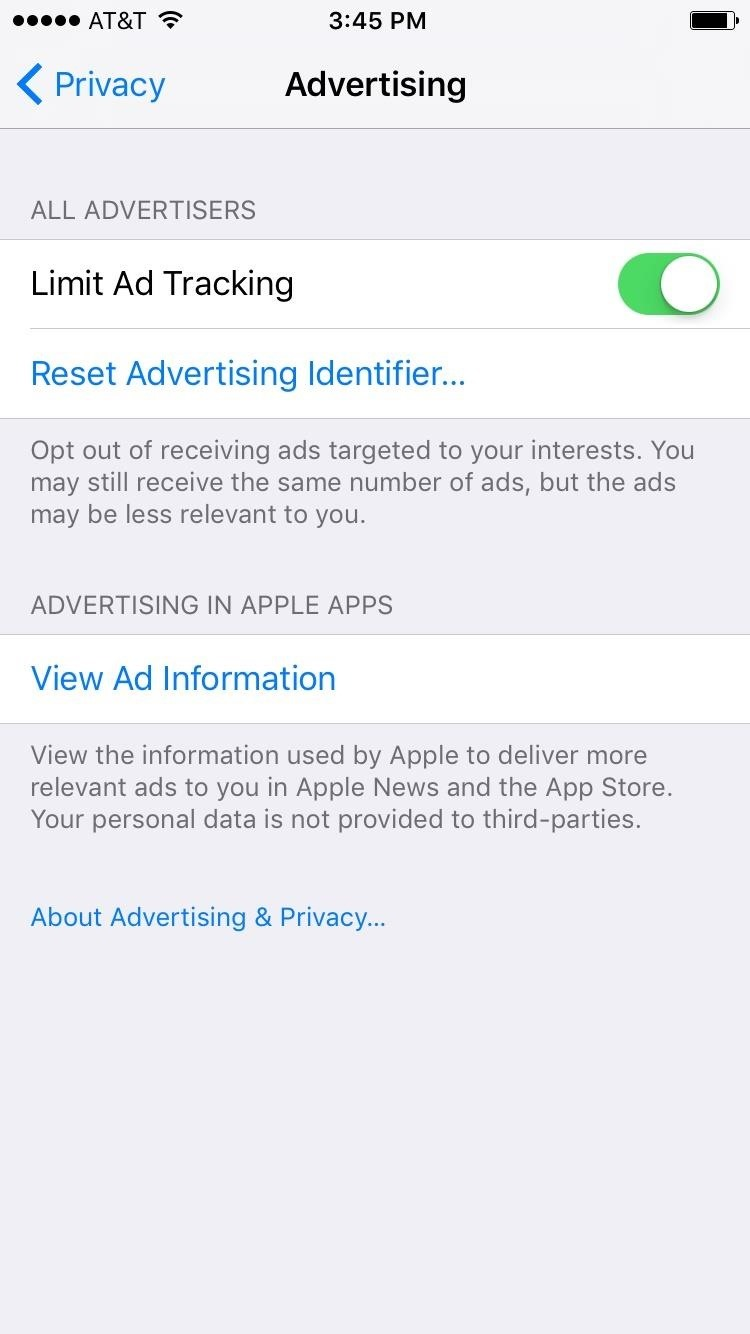 23 Important iOS 10 Privacy Settings Everyone Should Double-Check