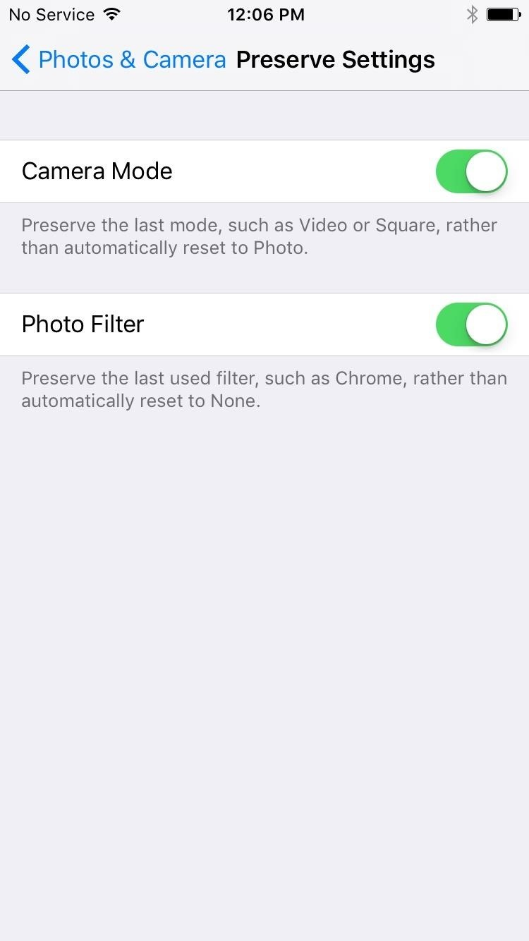 iOS 10.2 Beta Adds New Camera Setting, Extra Emoji & More
