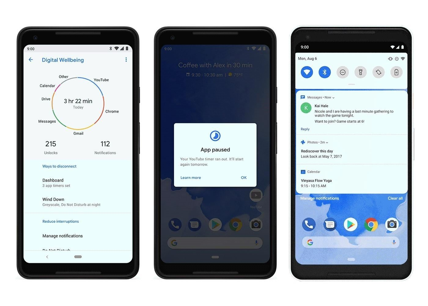 How to Get Digital Well-Being in Android 9.0 Pie on Your Pixel