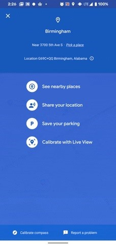 How to Scan Your Surroundings with Google Maps Live View to Calibrate Your Location