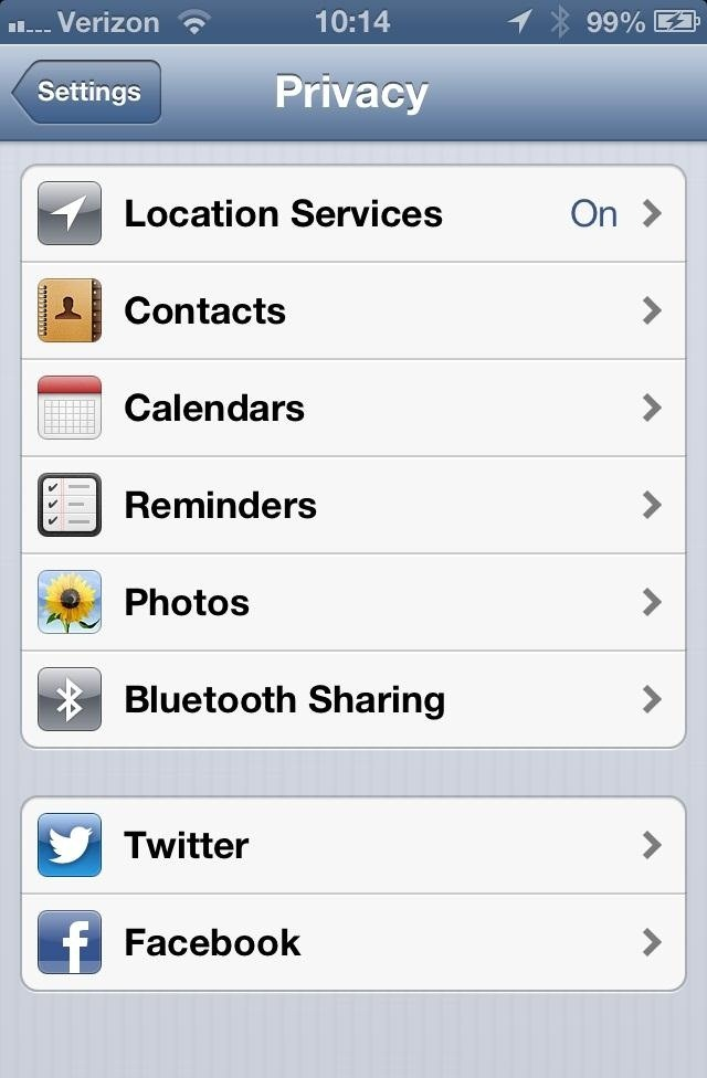 Can't Upload Photos to Facebook in iOS 6? Here's How You Stop Getting Errors