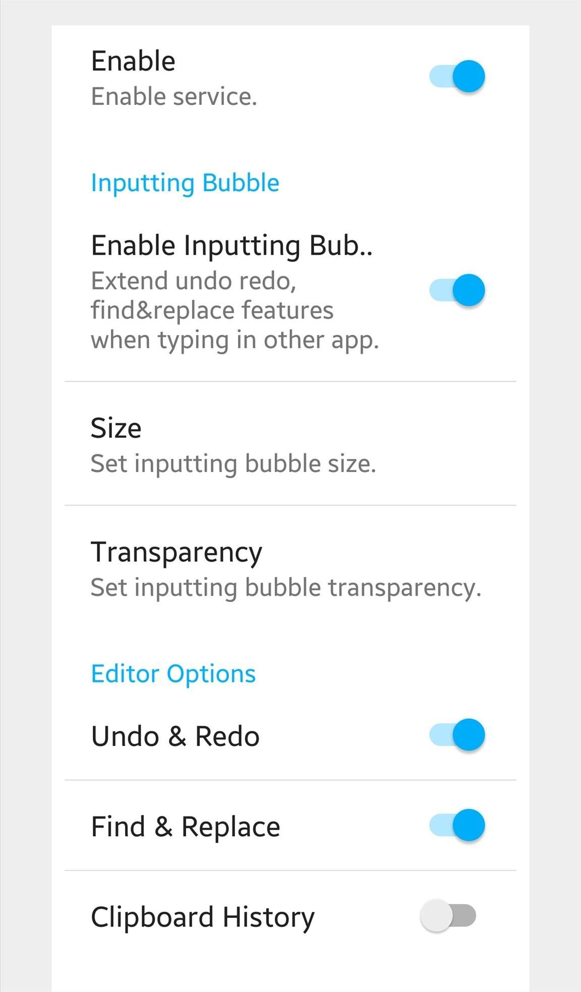 Global Find & Replace, Undo, & Redo Finally Comes to Android