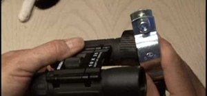Make a portable spy scope cellphone camera