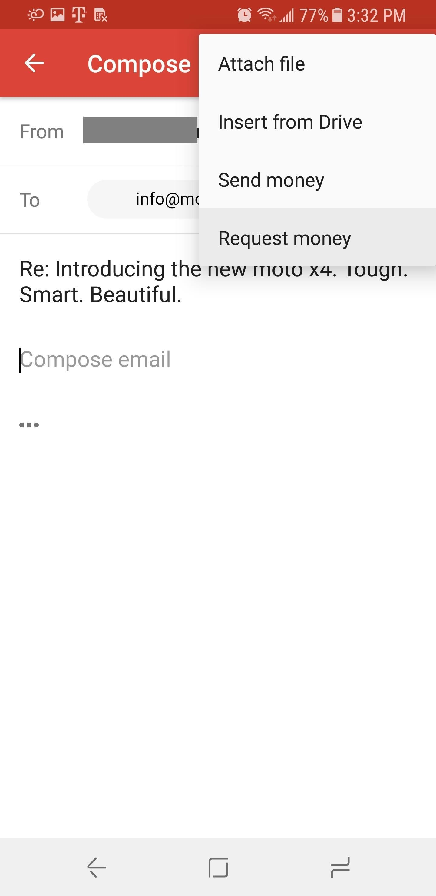 Gmail 101: How to Send & Receive Money with Android's Default Email App