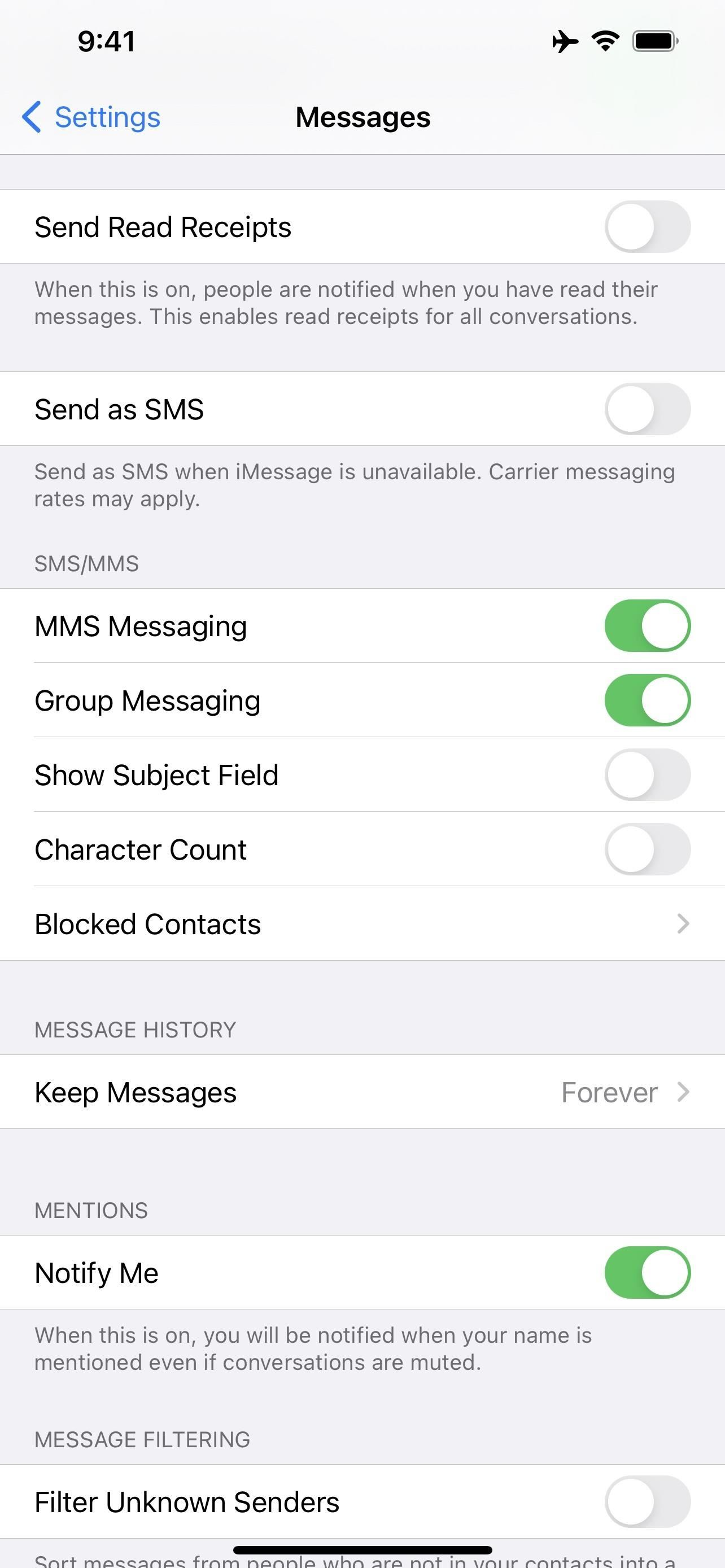Group Texts Split into Separate Conversations on Your iPhone? Here's the Fix