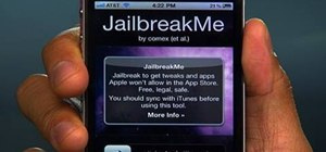 Jailbreak an Apple iPhone 4, iPad or iPod Touch with the  JailBreakMe website