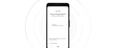 Use your phone as a security key to log in to your Google Account on any computer