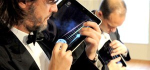 Turn Your iPad Into a Violin