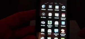 Install custom ROM's on a rooted Motorola Droid smartphone