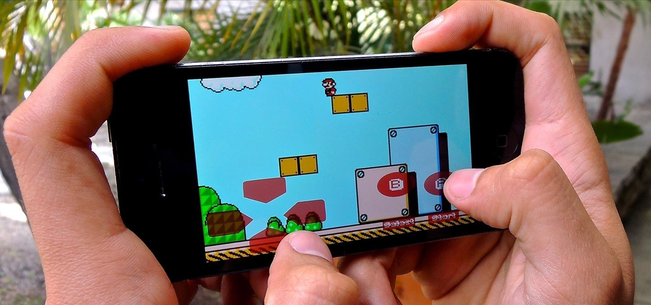 Play NES Game ROMs on Your iPad or iPhone—No Jailbreak Required