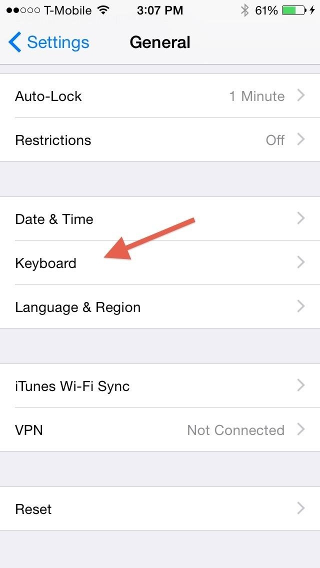 How to Add, Reorder, & Switch Keyboards on Your iPhone