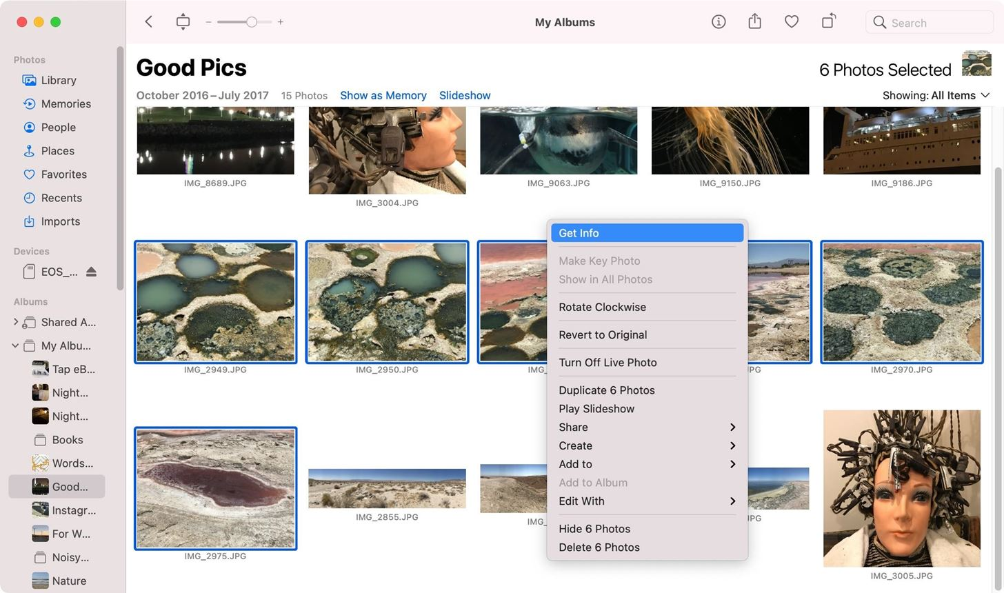 How to Bulk Add or Change Captions for Photos on Your iPhone Instead of Doing It One by One