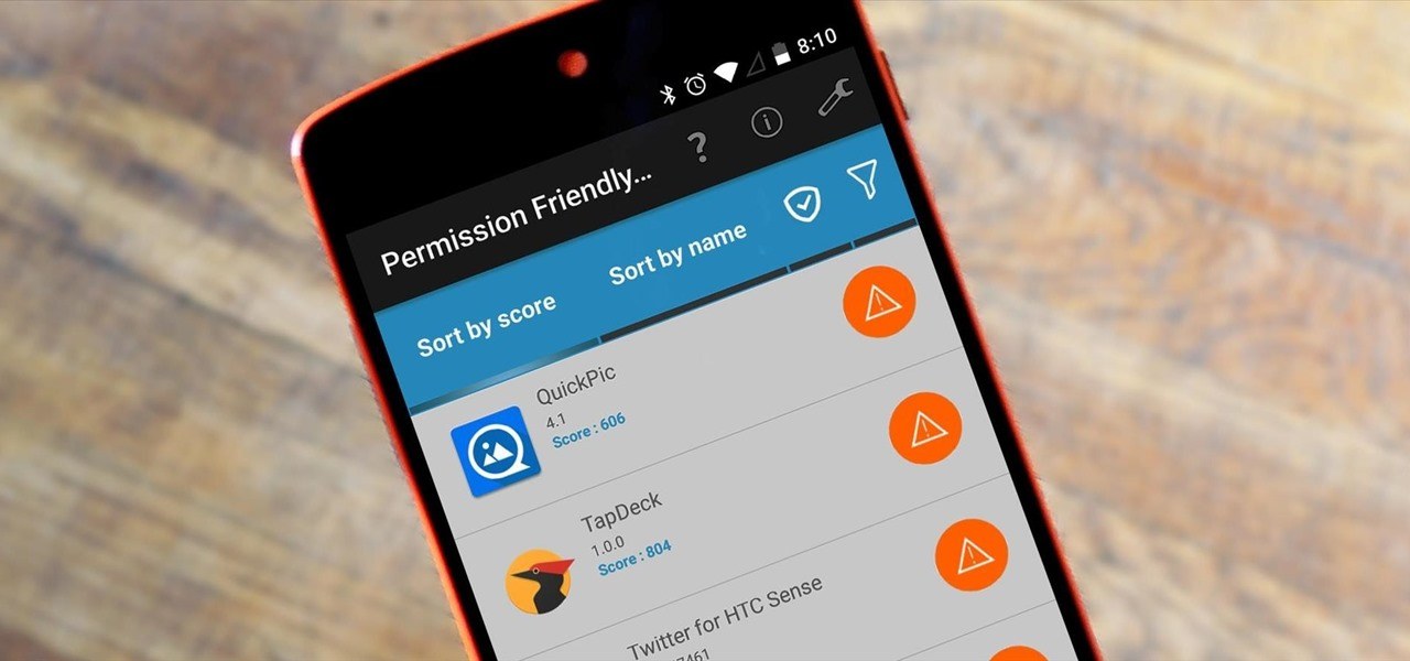 Check for Out-of-Control App Permissions on Android
