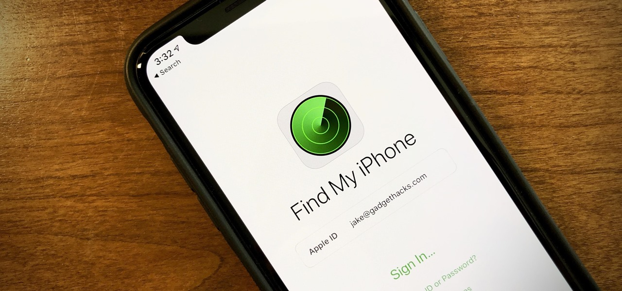 Set Up Find My iPhone to Always Keep Track of Your iOS Device