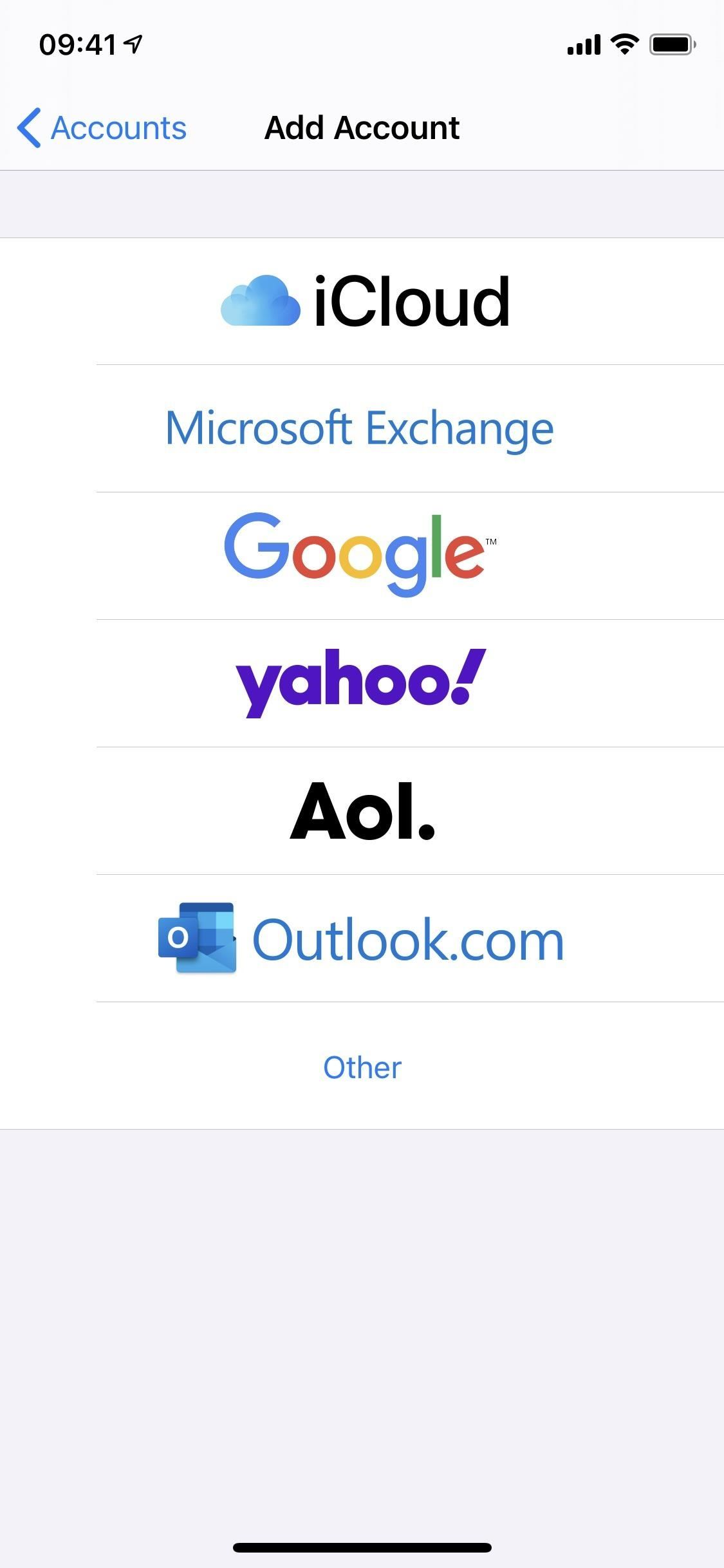 How to Find & Recover Apple Notes Stored in Gmail, Yahoo, Outlook, AOL & Other Third-Party Mail Accounts