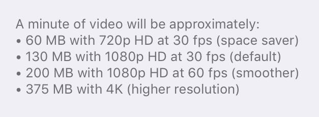 How to Enable 4K Video Recording on Your iPhone