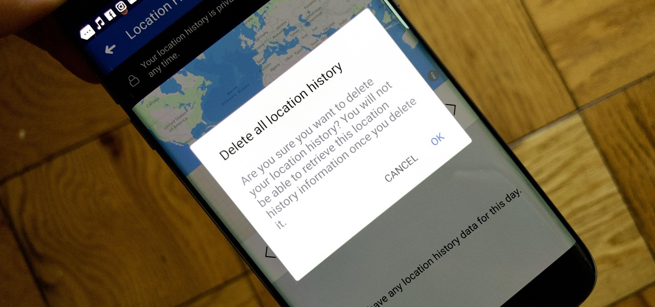 How to View, Delete & Disable Location History Data That's Been Collected on You