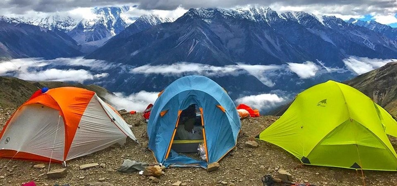This IG Account Will Expose Your Staged Camping Pictures