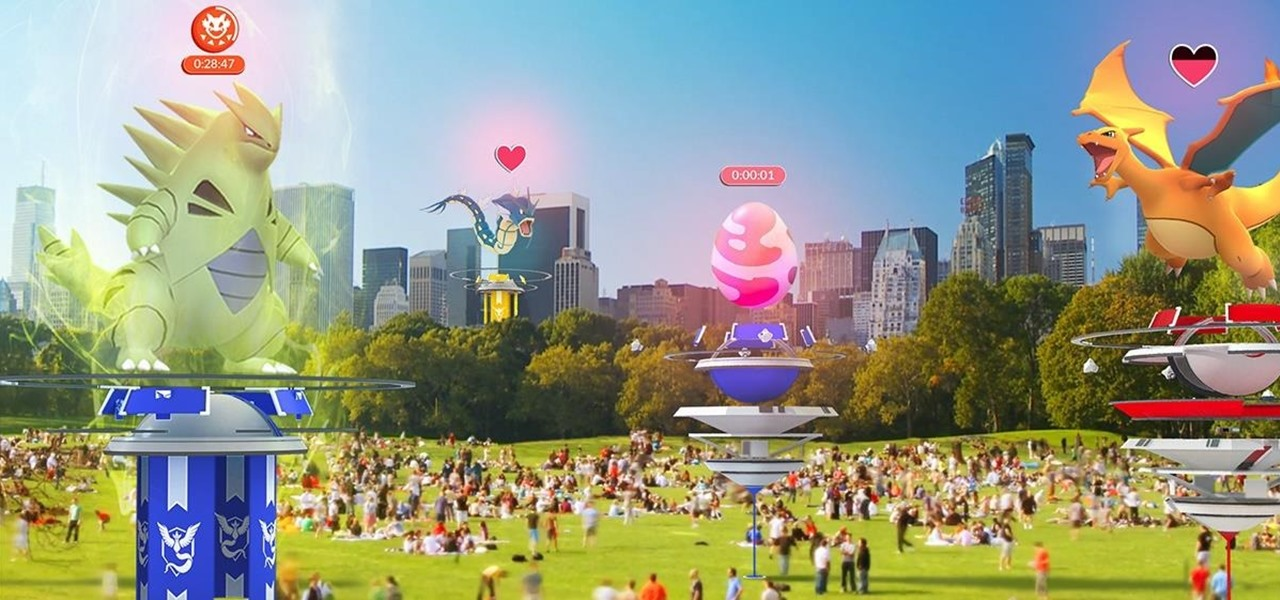 Pokémon GO Fans — Niantic Is Updating the Game in a Big Way