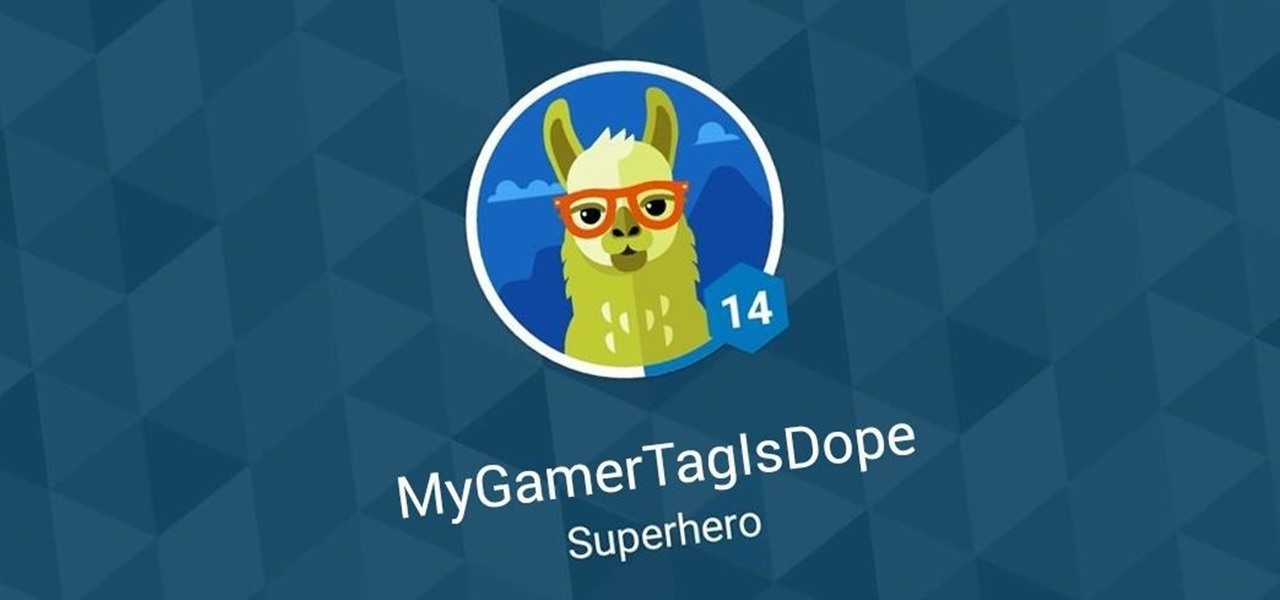 Create a Gamertag in Google Play Games