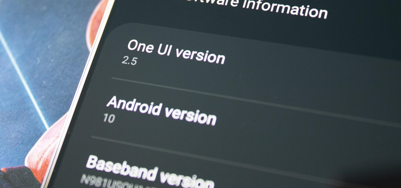 29 New Features in Samsung's One UI 2.5 You Won't Want to Miss