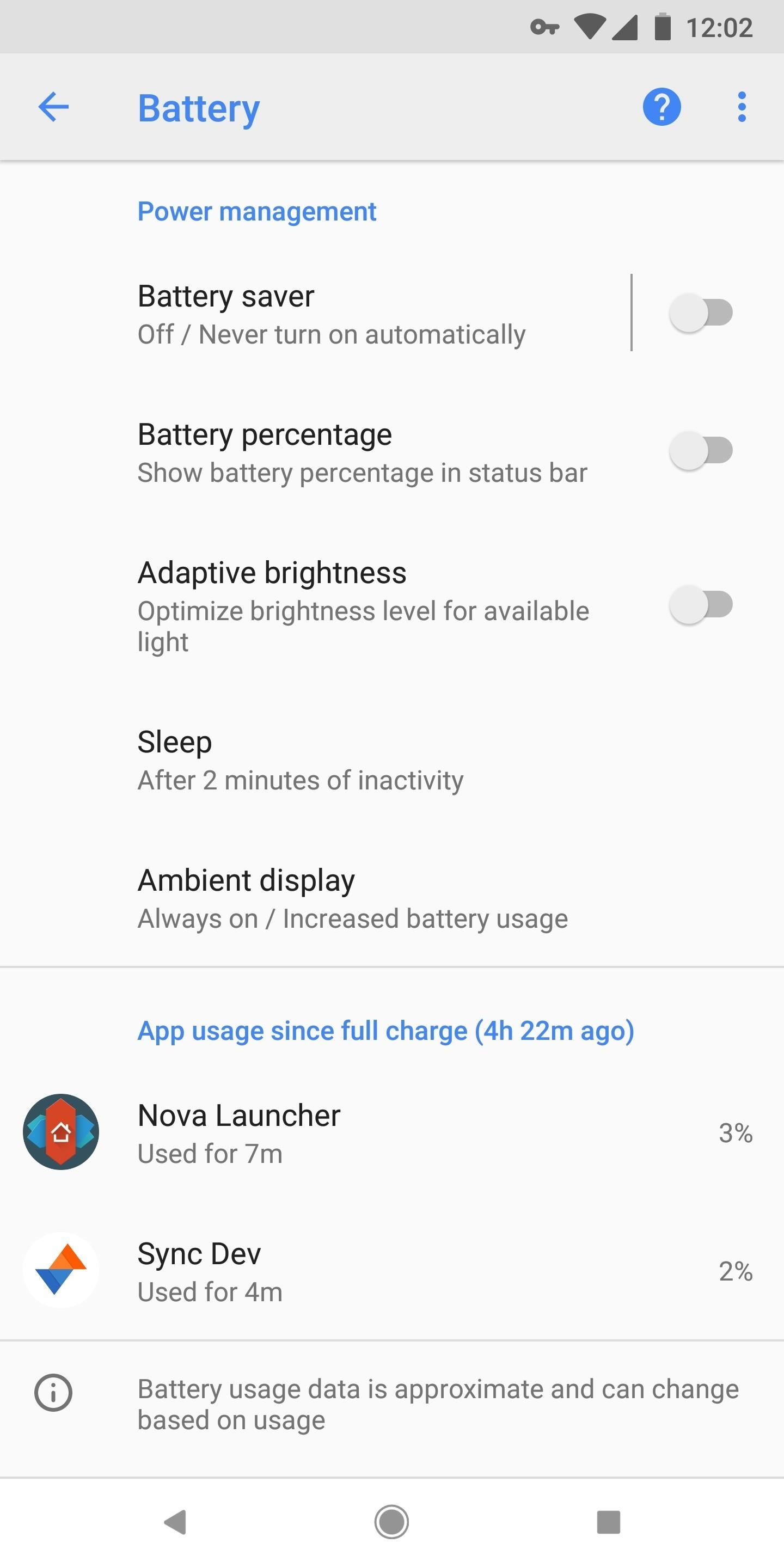 How to Get Oreo's Battery Menu Back on Android Pie « Android