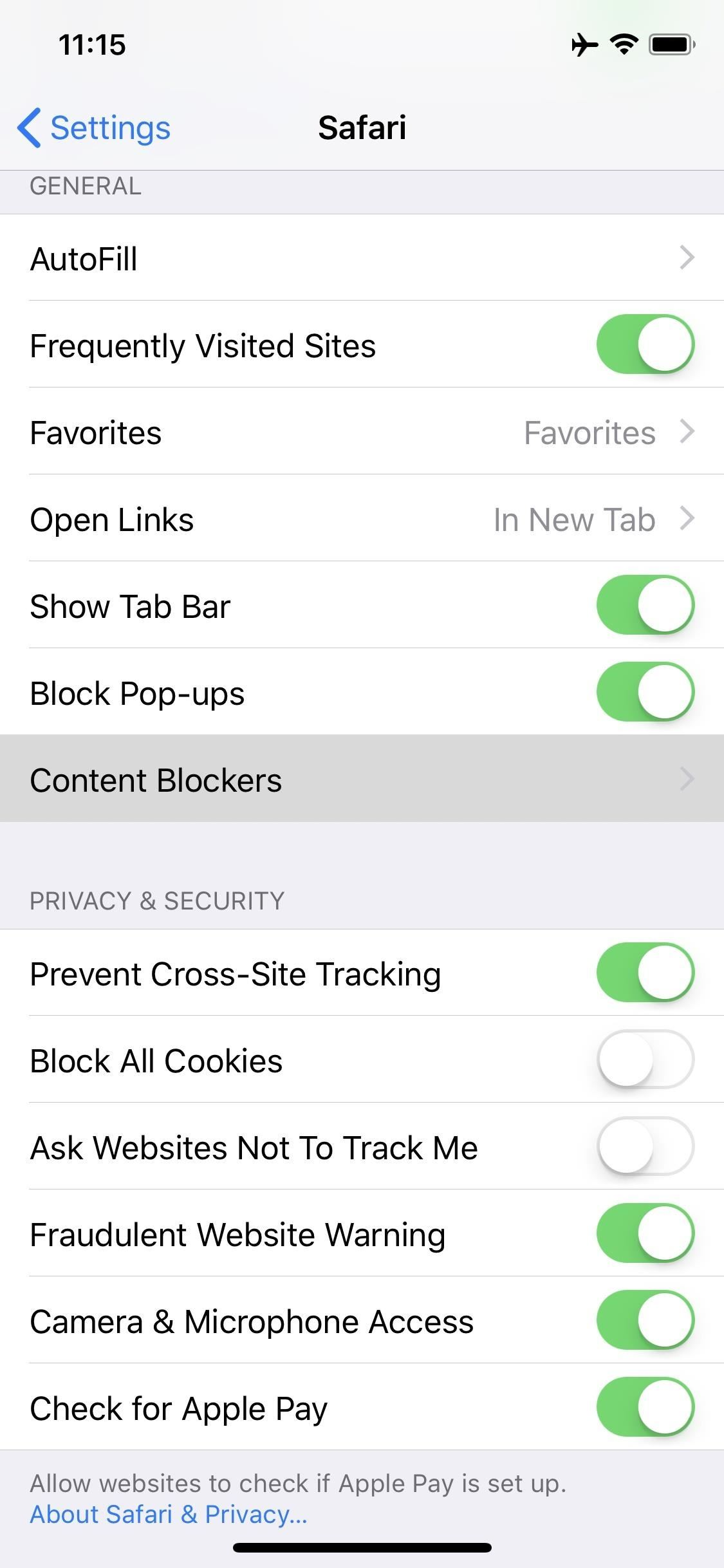 How to Block Popups in Safari on Your iPhone « iOS & iPhone