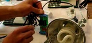 Build a computer controlled party light