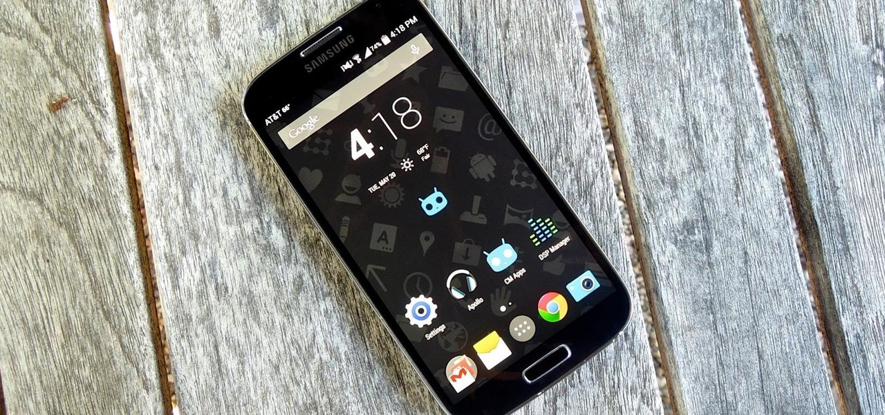 Get CyanogenMod Apps on Your Galaxy S4 Without Root