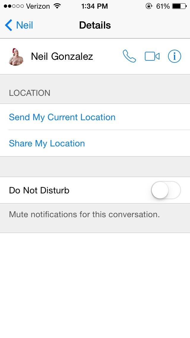 11 Hidden Features in iOS 8's New Messages App for iPhone & iPad