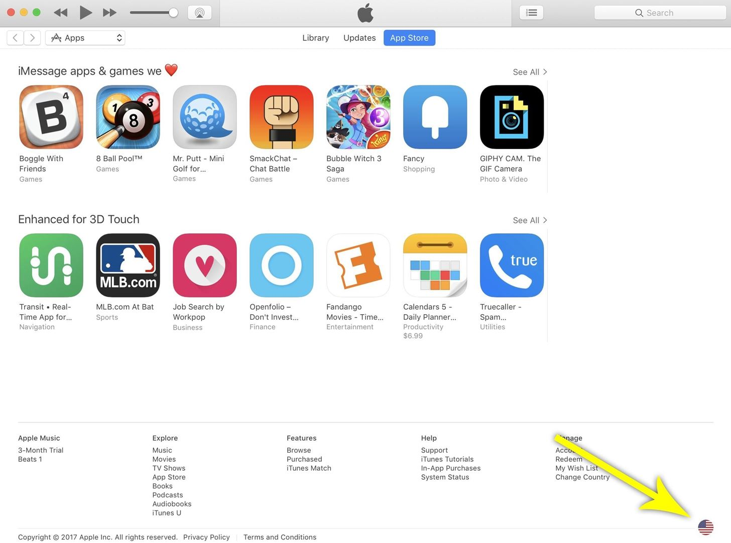 Change Your App Store Country to Download Region-Locked Apps & Games on Your iPhone