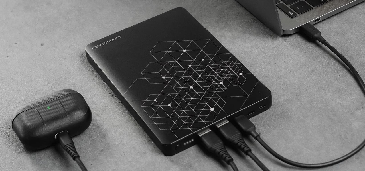This Portable Charger Can Completely Recharge Your Laptop